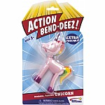 Action Bendables Unicorn