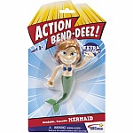Action Bendables Mermaid