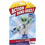 Action Bendables Alien