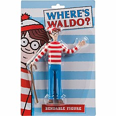 Where'S Waldo Bendable