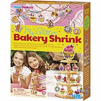 MY GLITTER BAKERY SHRINK CHARMS