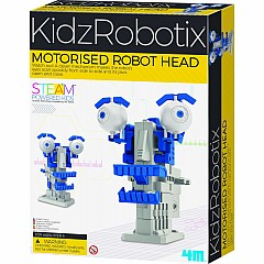 Motorized Robotic Head