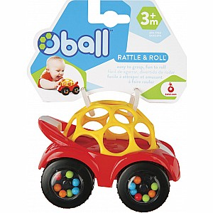 Oball Rattle & Roll (Assorted Colors)