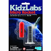 KidzLabs Micro Rocket Launcher