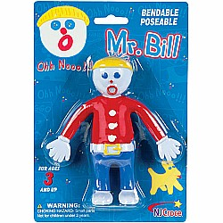 Mr Bill figure