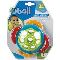 Oball Grasp and Teethe Teether