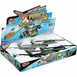X-force Commander Helicopter, 1