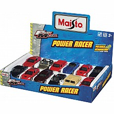 Fresh Metal Power Racers