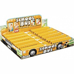Die Cast 7In School Bus