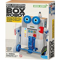 Motorized Box Robot