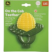 Go Grippers John Deere On the Cob Teether
