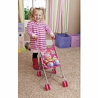 Doll Stroller (Fully Assembled)-Local Pickup