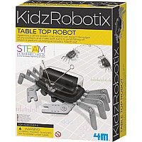 TABLE TOP ROBOT kidsrobotix 4M