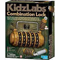 KidzLbs Combination Lock Kit