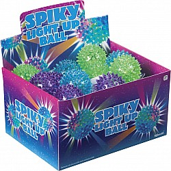 Flashing Spiky Ball