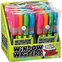 Window Writers Accent Markers