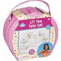 Li'l Tea Tote Set