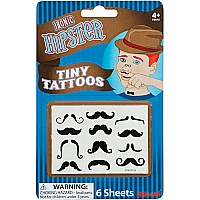 Hipster Tiny Tattoos