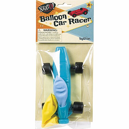 Balloon Car Racer