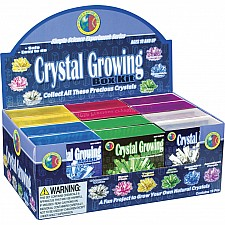 Crystal Growing Box Kits