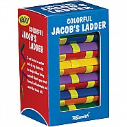 Colored Jacobs Ladder