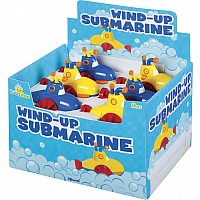 Wind-Up Submarine
