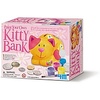 Paint A Kitty Bank