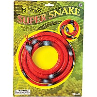 5 Foot Super Snakes