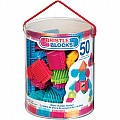 Bristle Block Bucket 50 pieces