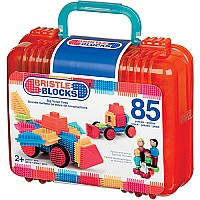 Bristle Blocks Big Value Case 85pcs