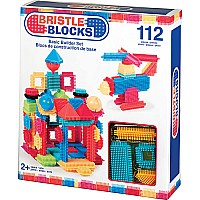 Bristle Blocks - Basic Builder 112Pc Set