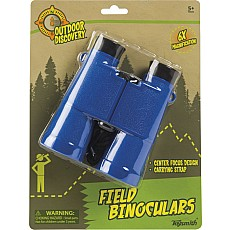 Field Binoculars (Assorted Colors)