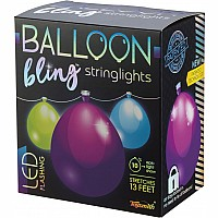 LED Balloon Bling String Lights