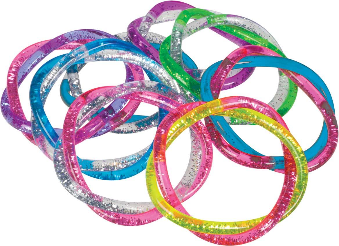 Twisty Glitter Bracelet Quinnderella S Big Fun Toys