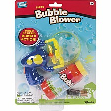 TURBO BUBBLE BLOWER