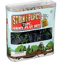 Strike Force Army 75Pc