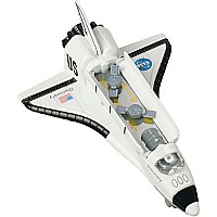 Light and Sound Space Shuttle