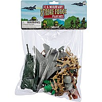 Deluxe Strike Force Playset