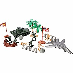 Deluxe Strike Force Play set