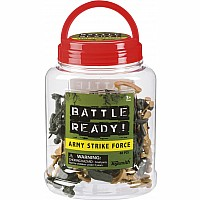 Battle Ready Army Strike Force