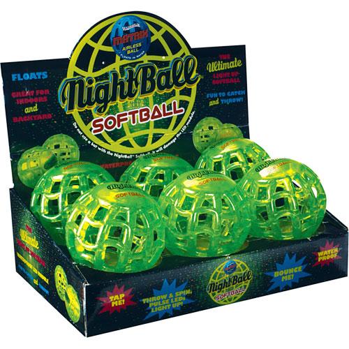 Night ball softball monkey fish toys for Monkey fish toys