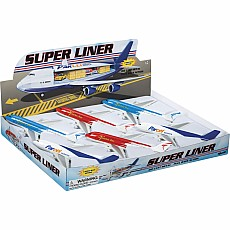 Super Liner Die Cast Pull Back 8