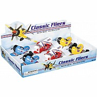 Classic Fliers - Cars Trucks Trains & Planes