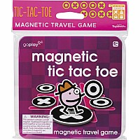Go Play Magnetic Tic Tac Toe
