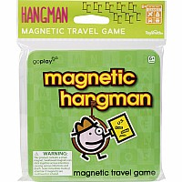 Go Play Magnetic Hangman