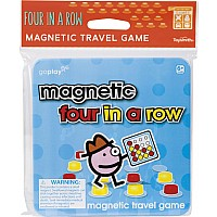 Go Play Magnetic Four in a Row
