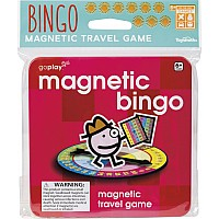Go Play Magnetic Bingo
