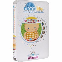 Moonlite Story Reel Where is Baby's Belly Button