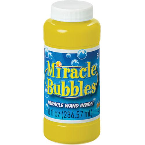8 Oz Miracle Bubbles Optimus Toys