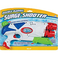 Double Barrel Surge Shooter